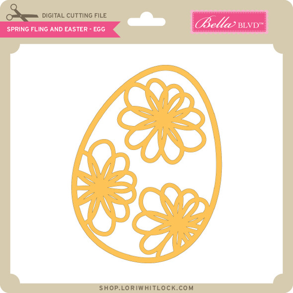 Spring Fling and Easter - Egg