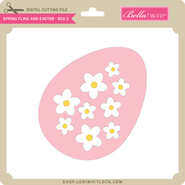 Spring Fling and Easter - Egg 2