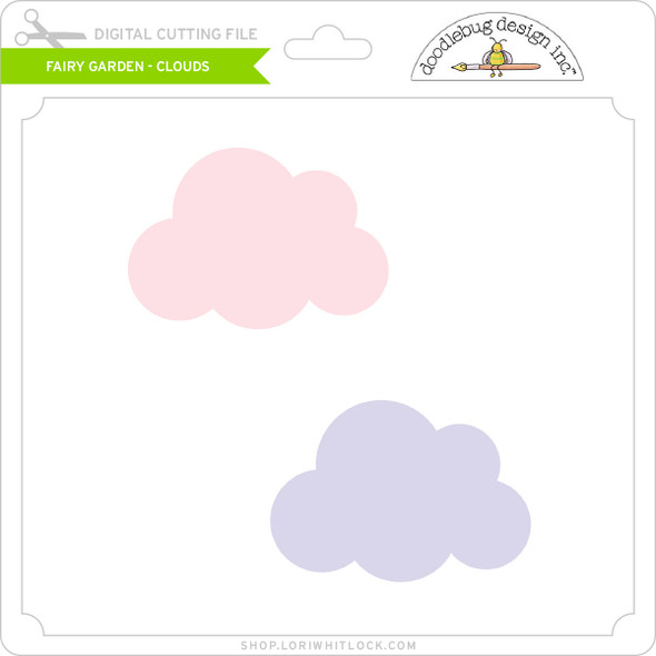 Fairy Garden - Clouds