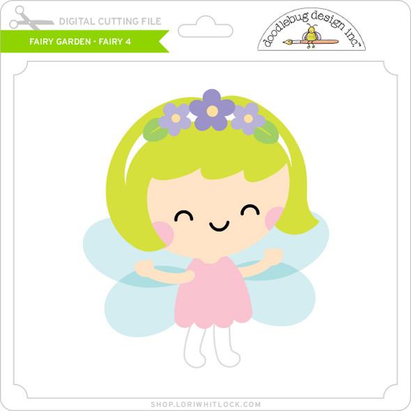 Fairy Garden - Fairy 4