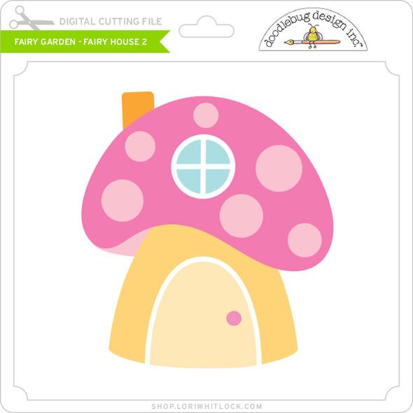 Fairy Garden - Fairy House 2