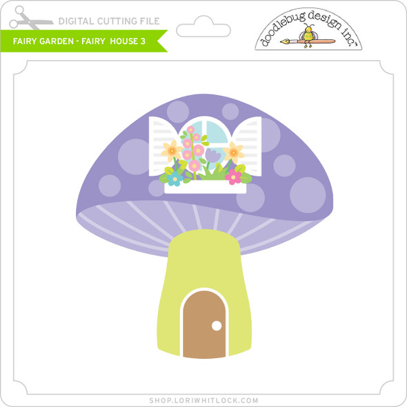 Fairy Garden - Fairy House 3
