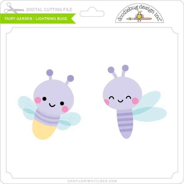 Fairy Garden - Lightning Bugs