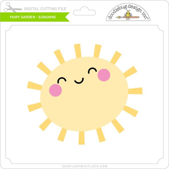 Fairy Garden - Sunshine