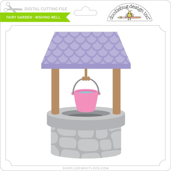 Fairy Garden - Wishing Well