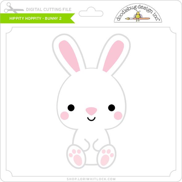 Hippity Hoppity - Bunny 2