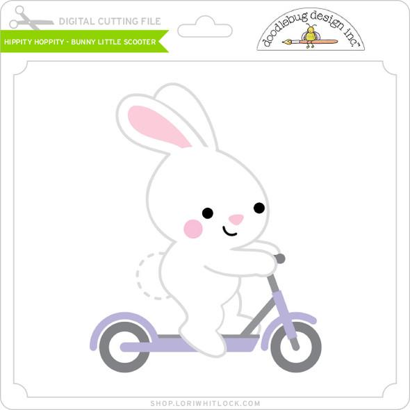 Hippity Hoppity - Bunny Little Scooter