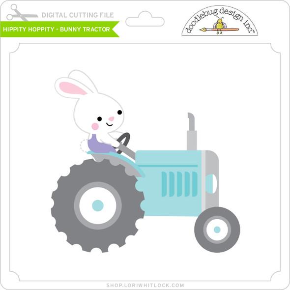 Hippity Hoppity - Bunny Tractor