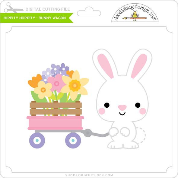 Hippity Hoppity - Bunny Wagon