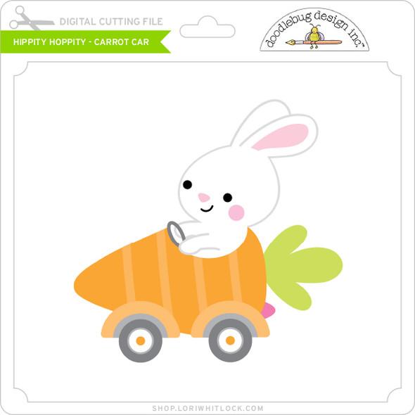 Hippity Hoppity - Carrot Car
