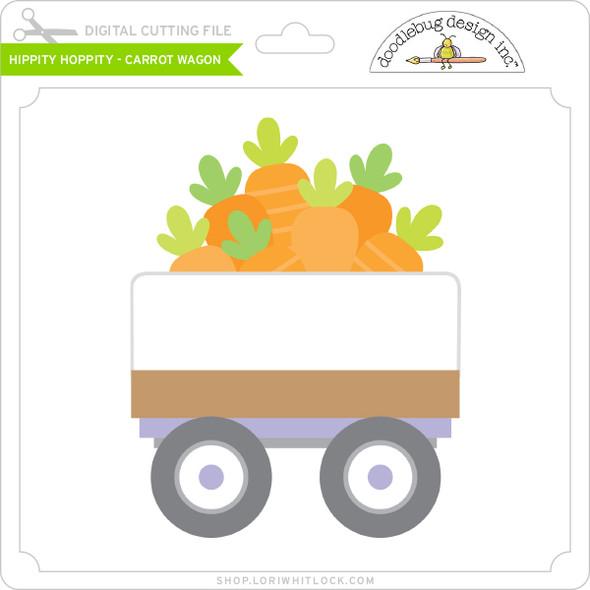 Hippity Hoppity - Carrot Wagon