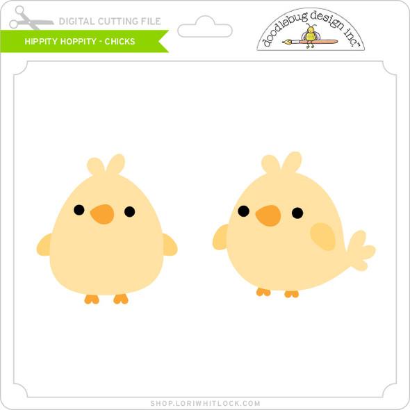 Hippity Hoppity - Chicks