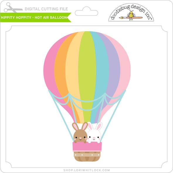 Hippity Hoppity - Hot Air Balloon