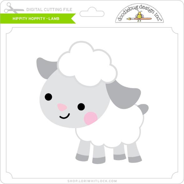 Hippity Hoppity - Lamb