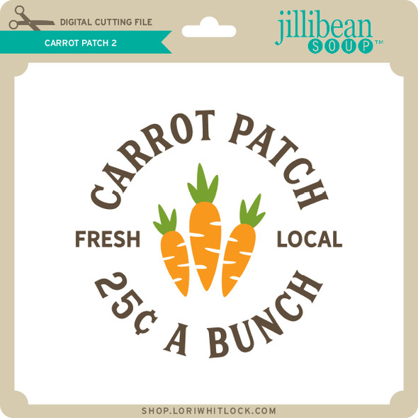 Carrot Patch 2