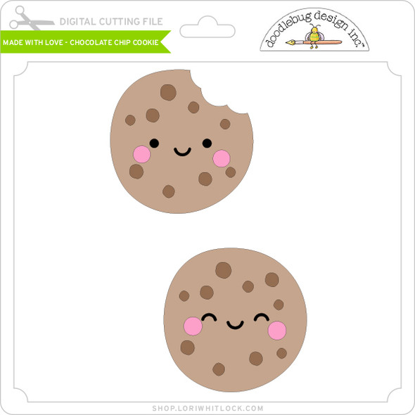 Made with Love - Chocolate Chip Cookie