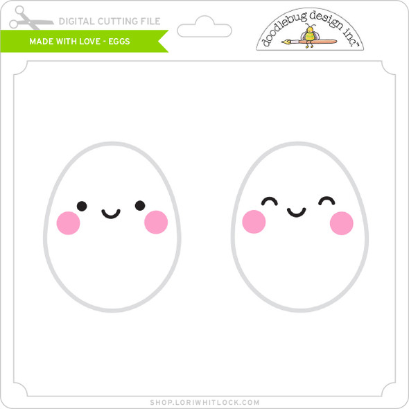 Made with Love - Eggs