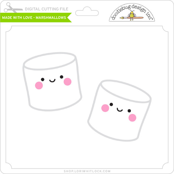 Made with Love - Marshmallows