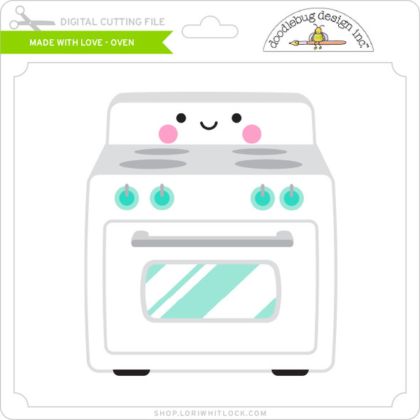 Made with Love - Oven