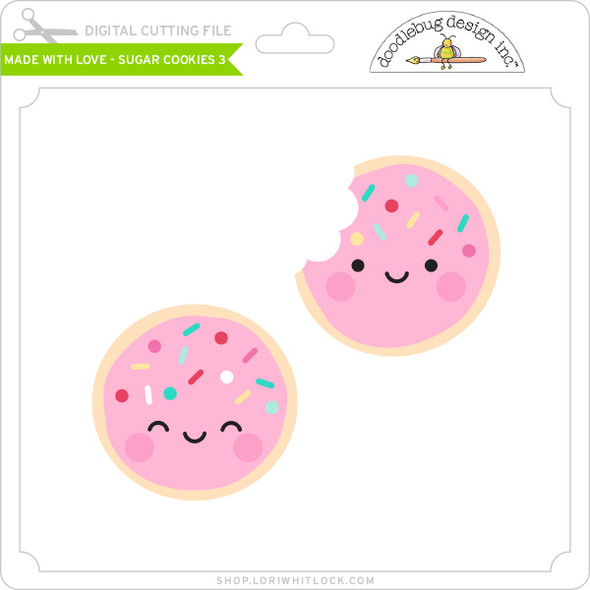 Made with Love - Sugar Cookies 3