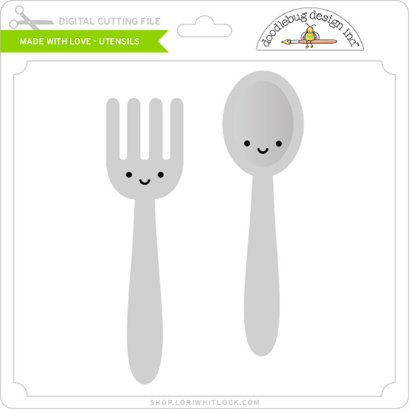 Made with Love - Utensils