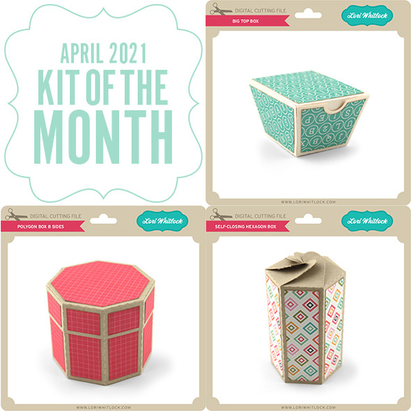 2021 April Kit of the Month