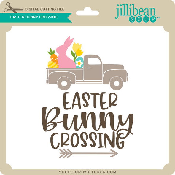 Easter Bunny Crossing