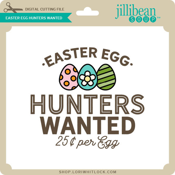 Easter Egg Hunters Wanted