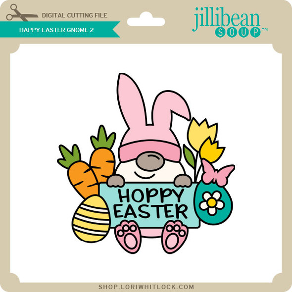 Happy Easter Gnome 2