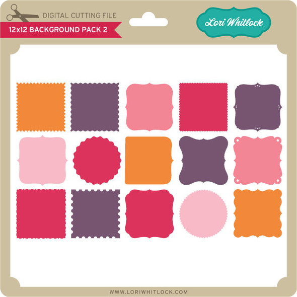 12x12 Background Pack 2