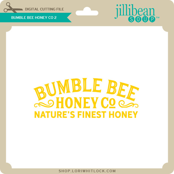 Bumble Bee Honey Co 2
