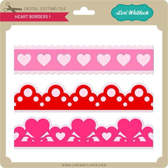 Heart Borders 1