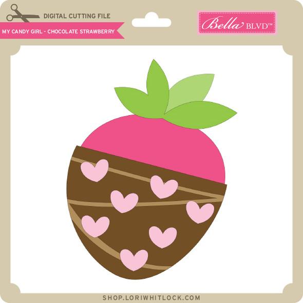 My Candy Girl - Chocolate Strawberry