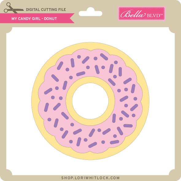 My Candy Girl - Donut