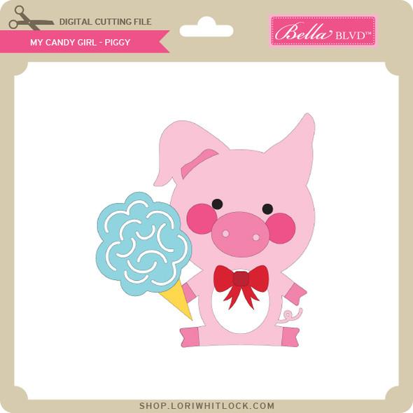 My Candy Girl - Piggy