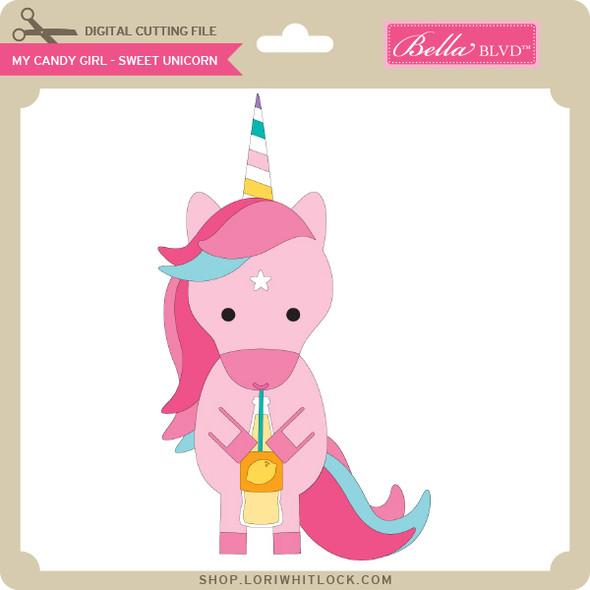 My Candy Girl - Sweet Unicorn