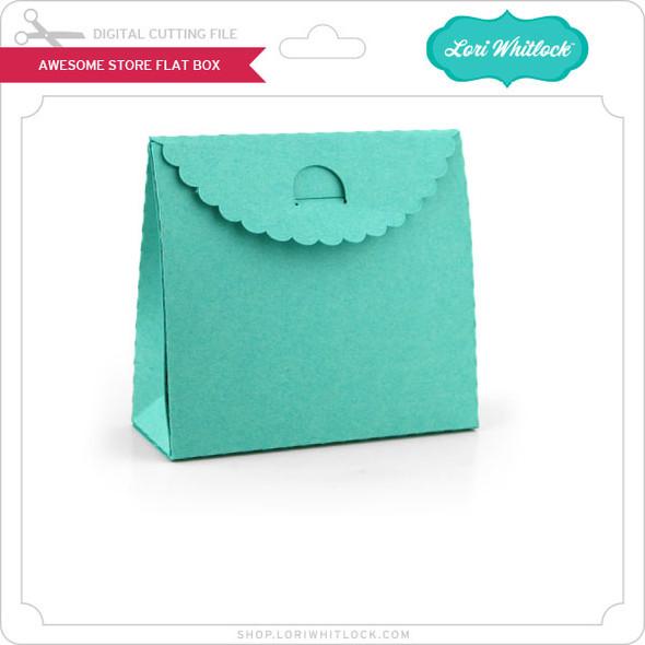 Awesome Store Flat Box
