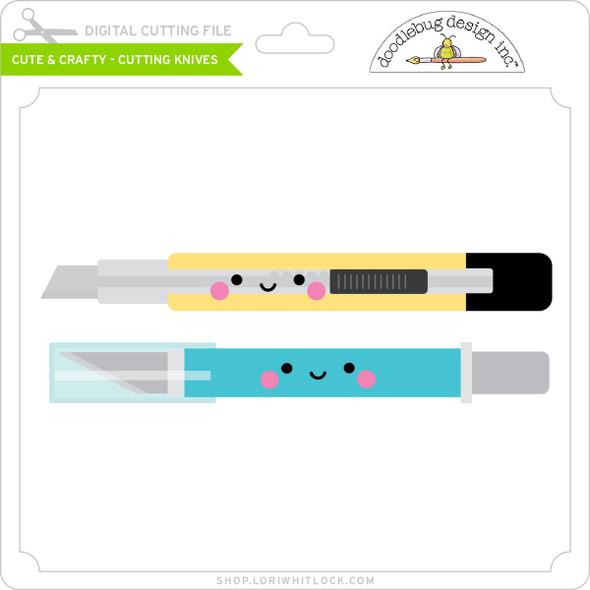 Cute & Crafty - Cutting Knives