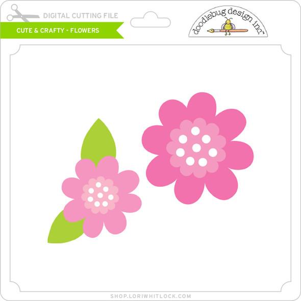 Cute & Crafty - Flowers
