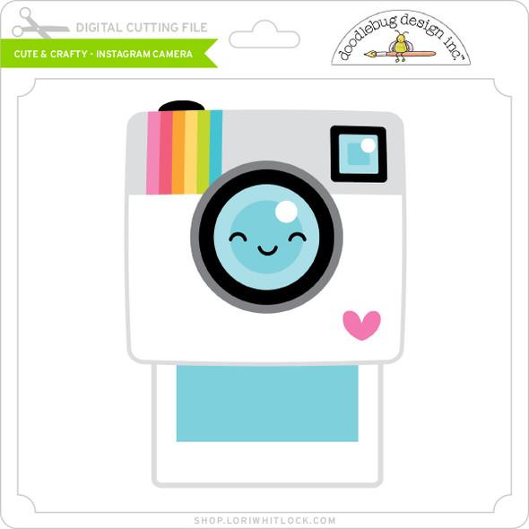 Cute & Crafty - Instagram Camera
