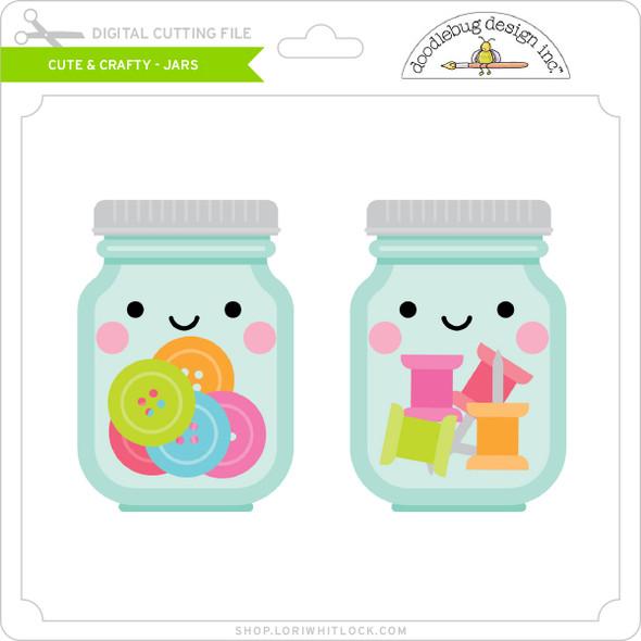 Cute & Crafty - Jars