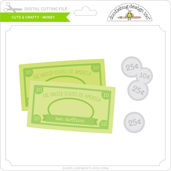 Cute & Crafty - Money