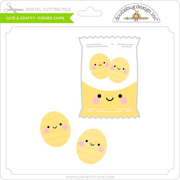 Cute & Crafty - Potato Chips