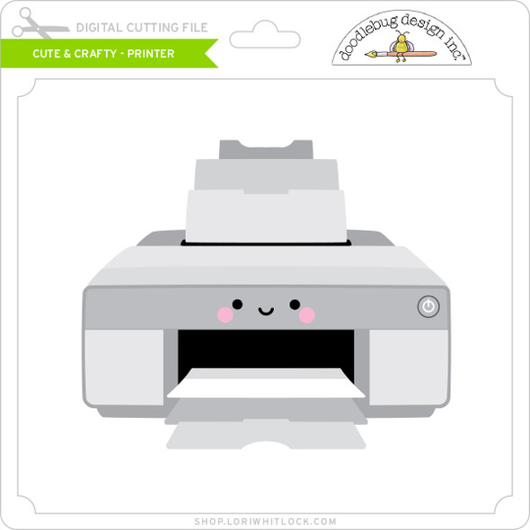 Cute & Crafty - Printer