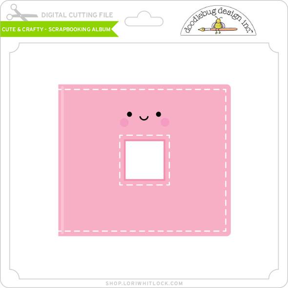 Cute & Crafty - Scrapbooking Album