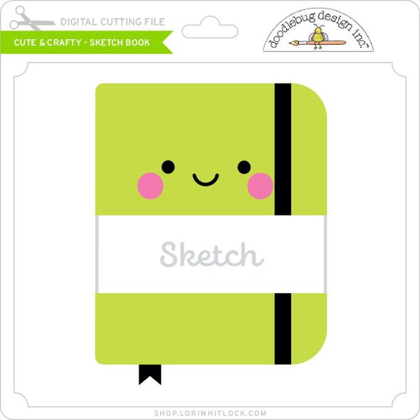 Cute & Crafty - Sketch Book