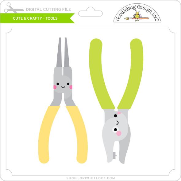 Cute & Crafty - Tools
