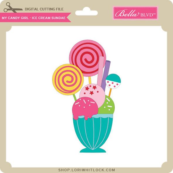 My Candy Girl - Ice Cream Sundae