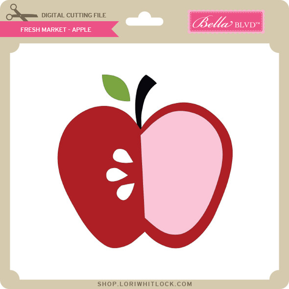 Fresh Market - Apple