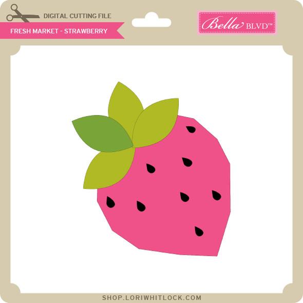 Fresh Market - Strawberry